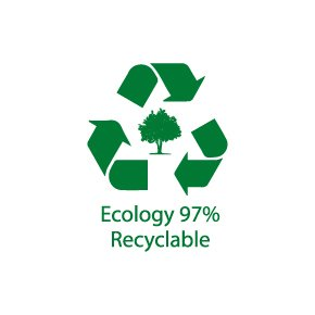 Recyclable 97%
